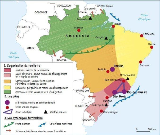 Croquis-Brésil